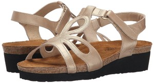 Naot Champagne Sandals