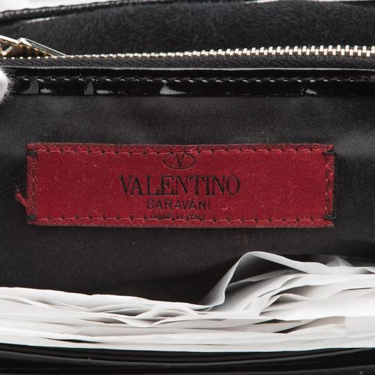 Valentino Rockstud Patent Leather Cross Body Bag Image 6