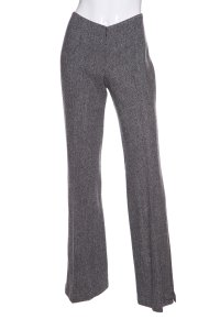 Mark Zunino Flare Pants Grey