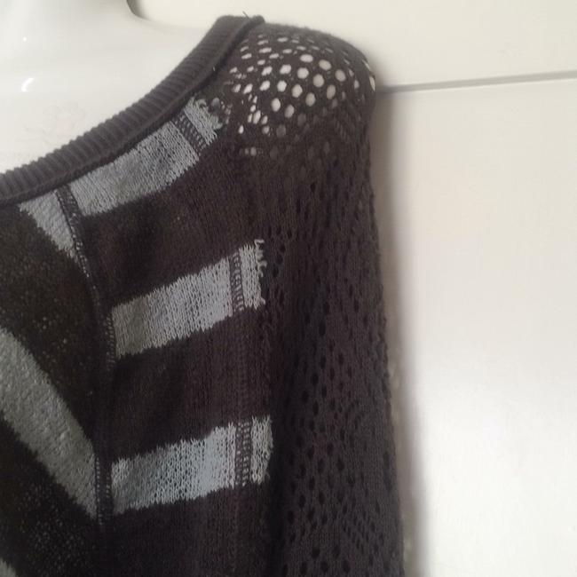 We The Free People Striped Dolman Pointelle Sweater Image 4