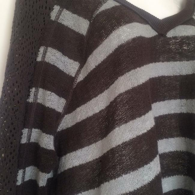 We The Free People Striped Dolman Pointelle Sweater Image 5