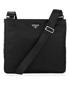 Prada Nylon Tessuto Cross Body Bag