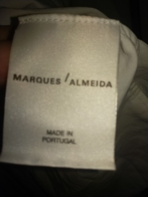 MARQUES'ALMEIDA Top White Image 4