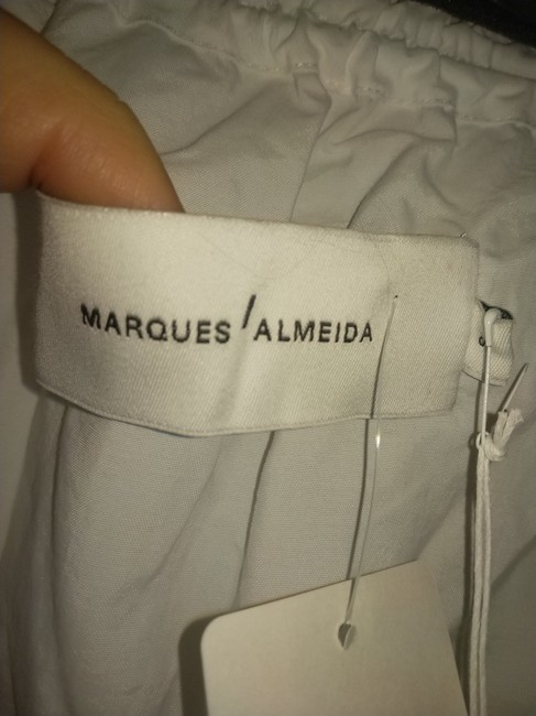 MARQUES'ALMEIDA Top White Image 6