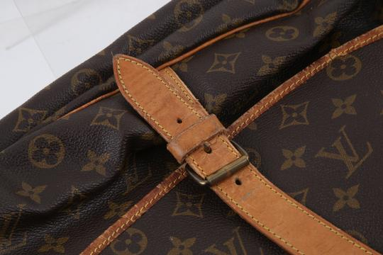 Louis Vuitton Brown Messenger Bag Image 10