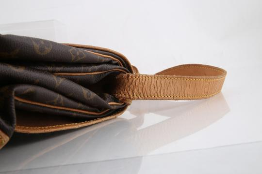 Louis Vuitton Brown Messenger Bag Image 7