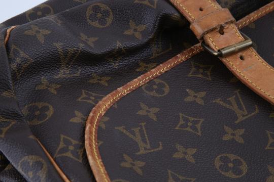 Louis Vuitton Brown Messenger Bag Image 9