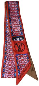 Louis Vuitton 2017 BrandNew Limited Edition Kabuki Bandeau Stickers BB Reverse