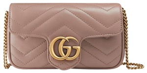 Gucci Marmont Supermini Mini Chanel Mini Cross Body Bag