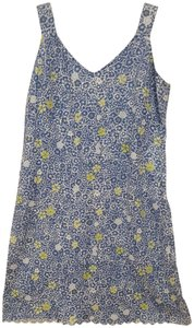 Sigrid Olsen short dress So Blue with While on Tradesy