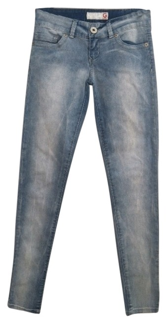 Guess Skinny Jeans-Light Wash