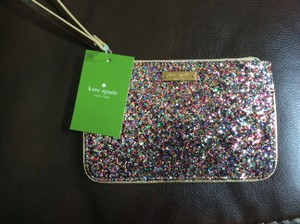 Kate Spade Multi-color Sparkle 6 Clutches For Bridesmaid Gifts