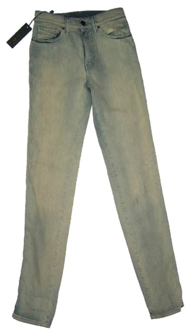 Diesel Faded Blue Size 26 Nwt Skinny Jeans-Light Wash