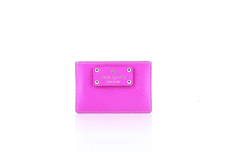 new products 5052d e1790 Michael Kors * Kate Spade Pink/Nude Card Holder Wallet 12% off retail
