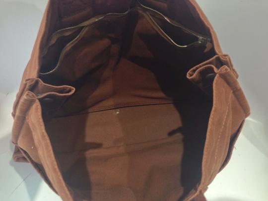 Hermès Vintage Tote in Brown