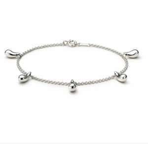 Tiffany & Co. Retired 5 teardrop Peretti's bracelet
