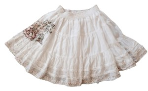 Da Nang Skirt White