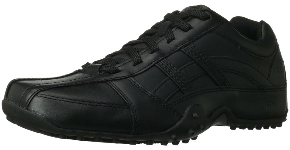Skechers For Work Men S Rockland Systemic Slip Resistant Lace Up Shoe