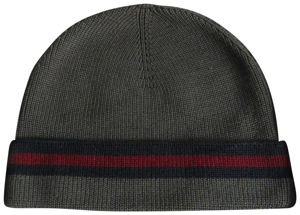 a45f5d1c Gucci Gucci Men Winter Beanie Sz L - XL in Box with Tags Image 0 ...