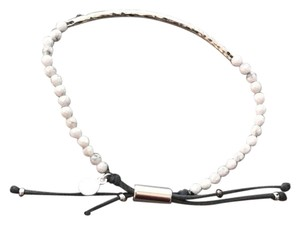 Gorjana power gemstone howlite bracelet for calming