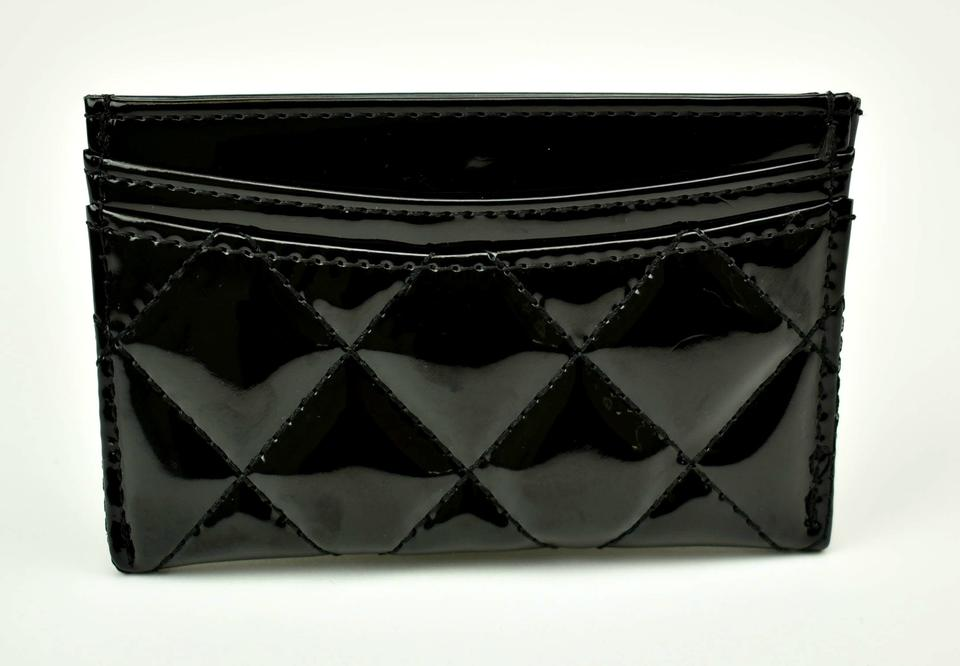 Chanel Black Quilted &