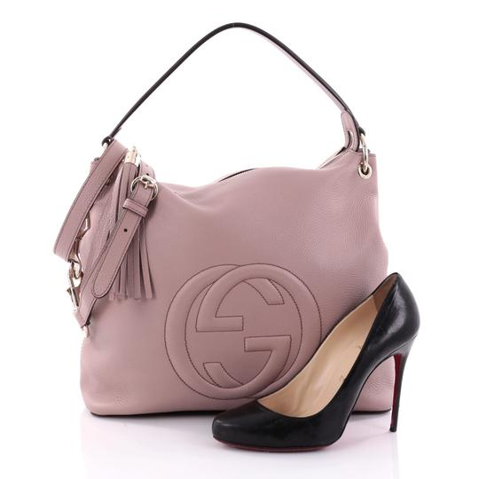 0fe53fab3b93 Vintage Pink Soho Gucci Hobo Bag | Stanford Center for Opportunity ...