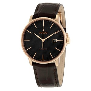 Rado Coupole Classic Automatic Black Dial Men's Watch