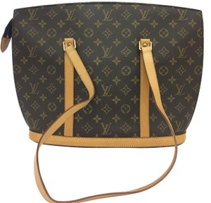 Louis Vuitton Lv Babylone Monogram Canvas Shoulder Bag