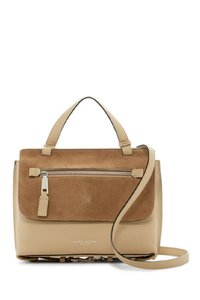 Marc Jacobs Top Handle Leather Cross Body Bag