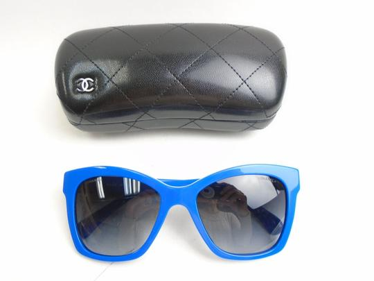Chanel Chanel 5313 c.1504 /S6 Sunglasses Blue/Gray Gradient 56-18-140 Italy