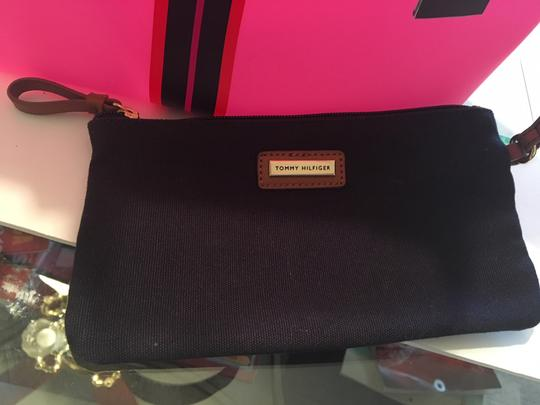 Tommy Hilfiger With Tags Tote in Fuchsia and sailer blue