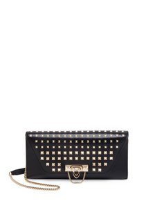 Valentino Rockstud Clutch Studded Shoulder Bag