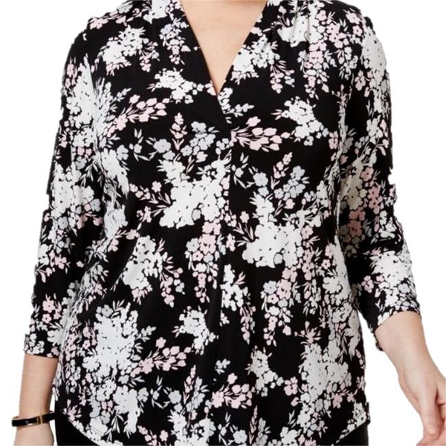 Preload https://img-static.tradesy.com/item/22648675/charter-club-black-floral-print-blouse-size-20-plus-1x-0-3-650-650.jpg