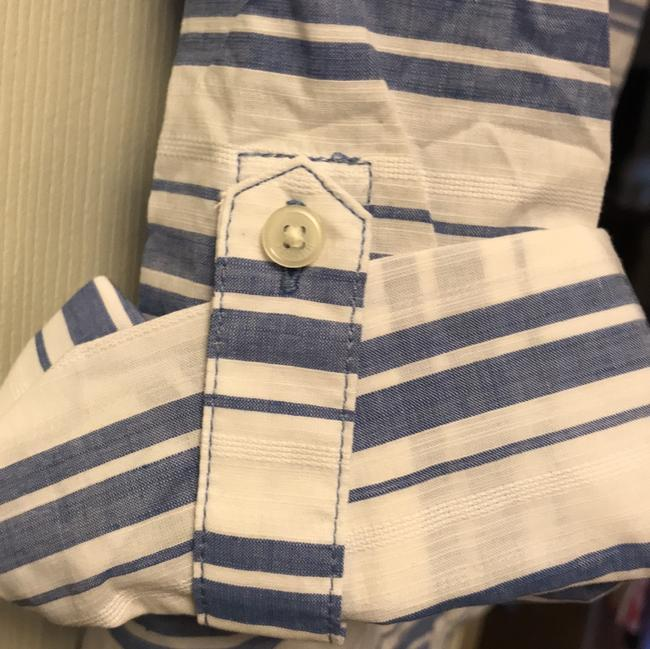Tommy Hilfiger Top whit's/blue