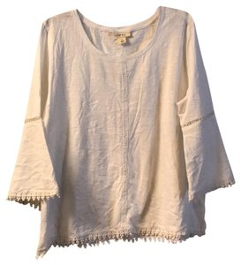 Style & Co Top white