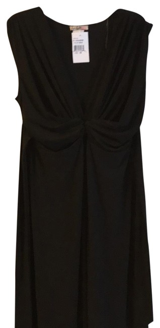 Preload https://img-static.tradesy.com/item/22648897/love-squared-black-long-casual-maxi-dress-size-20-plus-1x-0-1-650-650.jpg