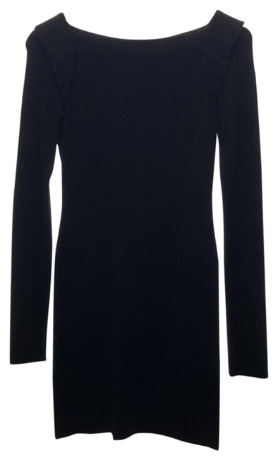 Preload https://img-static.tradesy.com/item/22649093/french-connection-black-jersey-bodycon-short-cocktail-dress-size-4-s-0-1-650-650.jpg