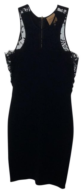 Mason by Michelle Mason Lace Bodycon Party Holiday Dress