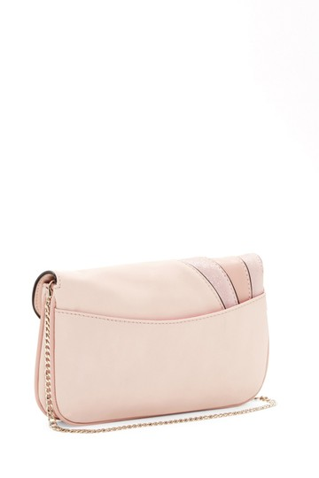 Trina Turk Clutch Leather Shoulder Bag