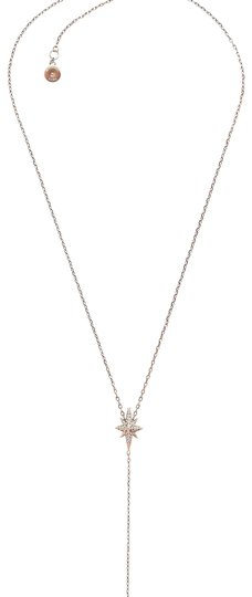 Preload https://img-static.tradesy.com/item/22649371/michael-kors-rose-gold-brilliance-crystal-and-stainless-steel-starburst-pave-necklace-0-1-540-540.jpg