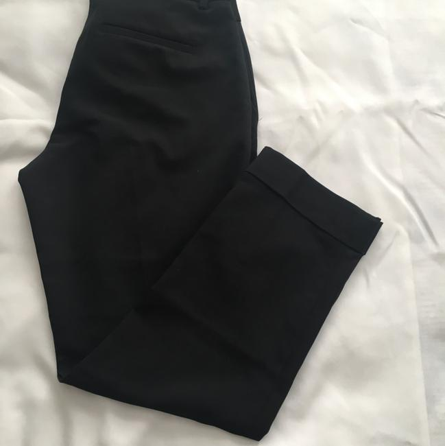 Express Capri/Cropped Pants Black