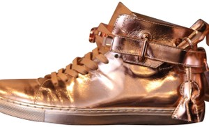 Buscemi rose gold Athletic
