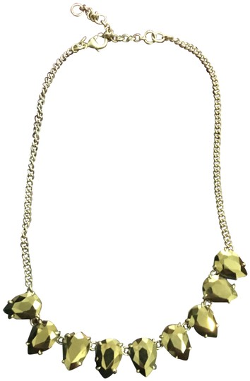 Preload https://img-static.tradesy.com/item/22649571/jcrew-gold-with-adjustable-chain-necklace-0-1-540-540.jpg