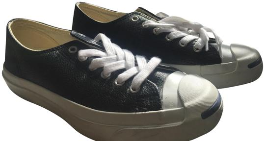 Preload https://img-static.tradesy.com/item/22649614/converse-black-and-white-purcell-leather-sneakers-sneakers-size-us-7-regular-m-b-0-2-540-540.jpg