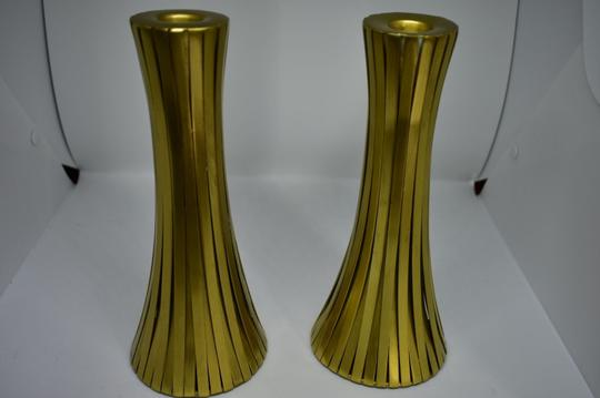 Donna Karan Gold Set Of 2 Lenox 9