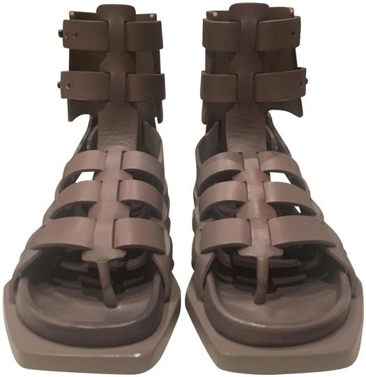 Preload https://img-static.tradesy.com/item/22649708/rick-owens-taupe-mauve-leather-gladiator-sandals-ss16-bootsbooties-size-eu-37-approx-us-7-regular-m-0-3-540-540.jpg