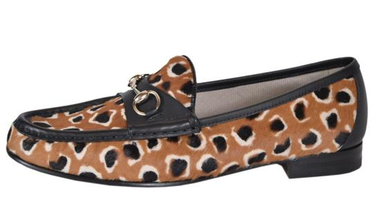 Gucci Women's Loafers Black/Brown Multi Flats