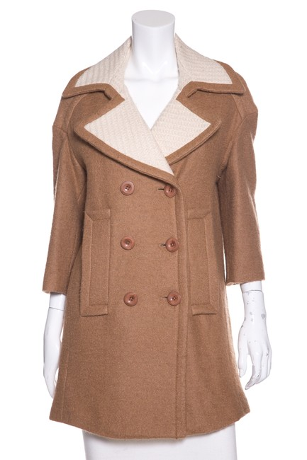 Preload https://img-static.tradesy.com/item/22649744/mcginn-camel-wool-blend-coat-size-4-s-0-0-650-650.jpg