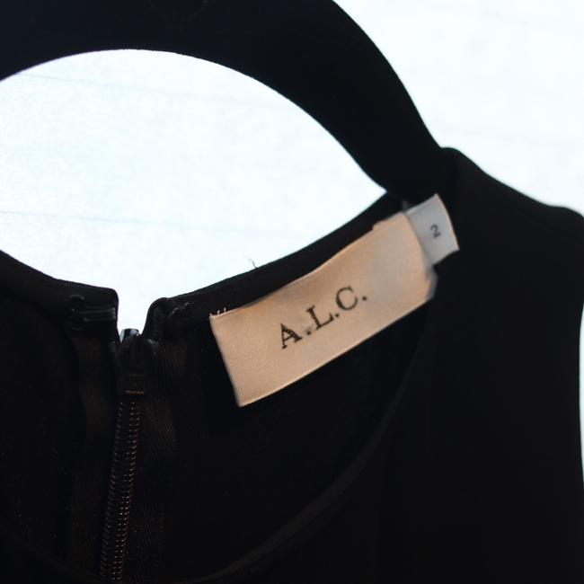 A.L.C. Buckle Party Sexy Dress