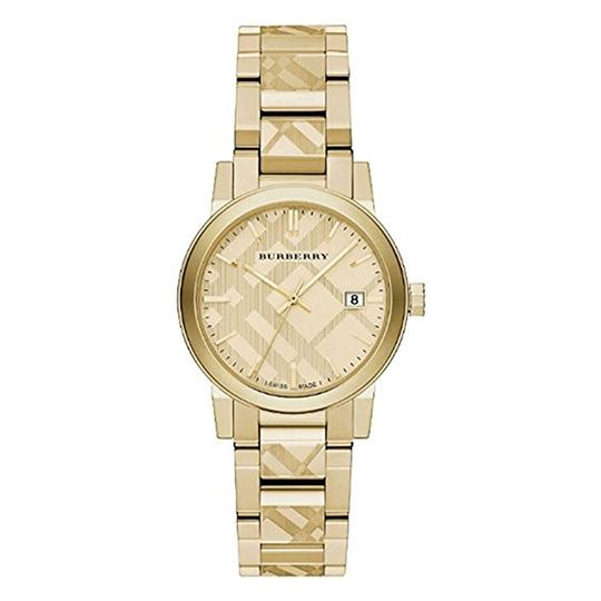 Preload https://img-static.tradesy.com/item/22649796/burberry-gold-and-women-s-bu9145-watch-0-0-540-540.jpg